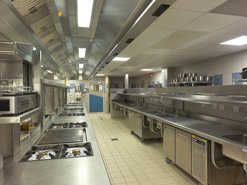 lycée cuisine